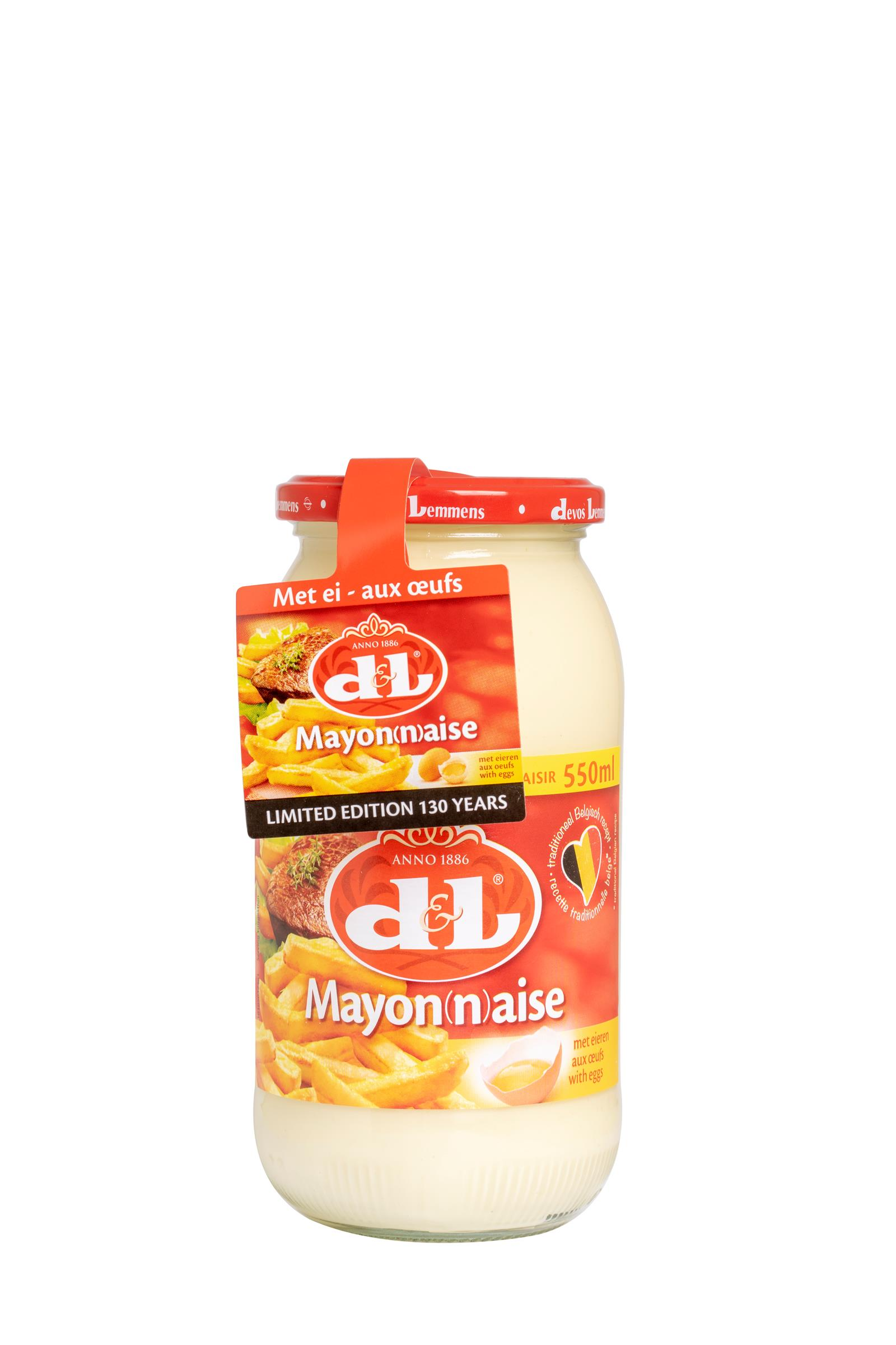 DL - mayonaise